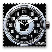 Stamps Uhr Water-Resistant Road Movie