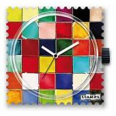 Stamps Glazed Tile