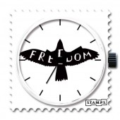 Stamps Uhr Water-Resistant Lost Freedom