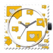 Stamps Uhr Popular