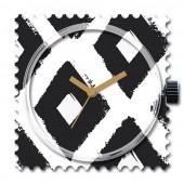 Stamps Uhr Rhombus