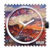 Stamps Uhr Rocky Desert