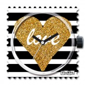 Stamps Shiny Love
