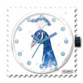 Stamps Diamond Peacock, mit Swarovski Steinen