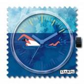 Stamps Uhr Swim