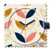 Stamps Uhr Twin Leafs