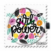 Stamps Uhr Girl Power