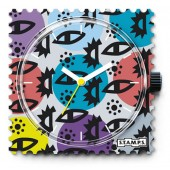 Stamps Uhr African Eyes