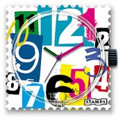 Stamps Uhr Blackmail Watch