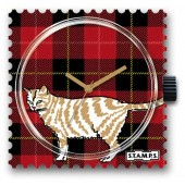 Stamps Uhr Checky Cat