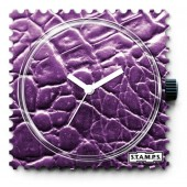 Stamps Uhr Crocovio