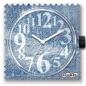 Stamps Uhr Denim Time