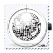 Stamps Uhr Discoball