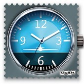 Stamps Uhr Water-Resistant Aircraft
