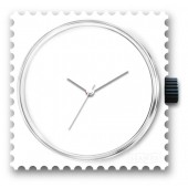 Stamps Uhr Funky White