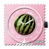 Stamps Uhr Globe