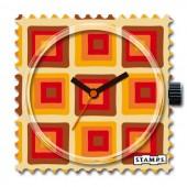 Stamps Uhr Livingroom