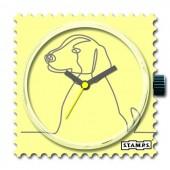 Stamps Uhr Lovely Dog