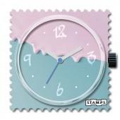 Stamps Uhr Melting