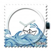 Stamps Rough Sea