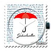 Stamps Schietwetter