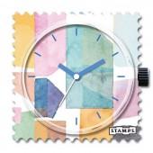 Stamps Uhr Soft Blocks