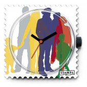 Stamps Uhr We Are The World