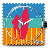 Stamps Uhr You Made My Day