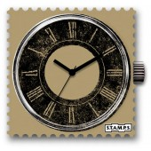 Stamps Uhr Water-Resistant Antique