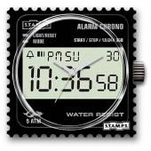 Stamps Uhr Water-Resistant Digi Time