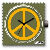 Stamps Uhr Water-Resistant Peaceful