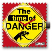 Stamps Water-Resistant Warning