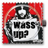 Stamps Water-Resistant Wass Up