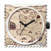 Stamps Uhr Water-Resistant Columbus