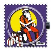 Stamps Uhr X-Mas Break