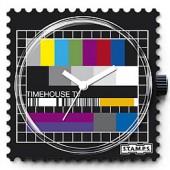Stamps Uhr Test Pattern