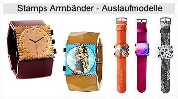 Stamps Armbänder Auslaufmodelle - Sonderverkauf