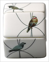 Stamps Armband Belta Birds