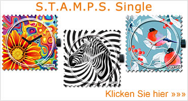 Stamps Uhren Single