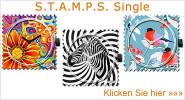 Stamps Uhren Single