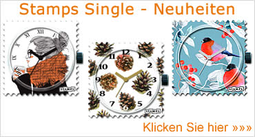 Stamps Single Neuheiten