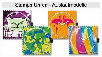Stamps Uhren Auslaufmodelle - Sonderverkauf