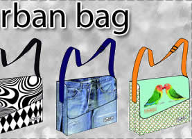 Stamps Urban Bags
