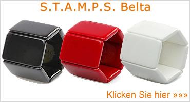 Stamps Uhren Armbänder Belta