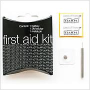 Stamps Uhren Service - Battarie auswechseln First Aid Kit -